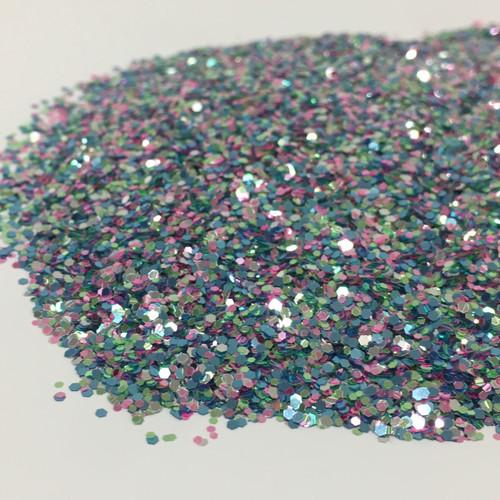 Zoey's Birthday Cake - Glitter - Chunky Mix
