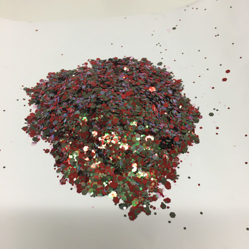 Joyful Twinkle - Glitter - Chunky Mix