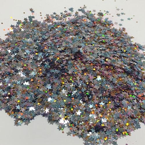 Zoey's Starry Night - Glitter - Chunky Mix