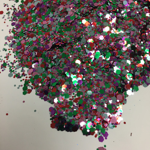 Candy shop - Glitter - Chunky Mix
