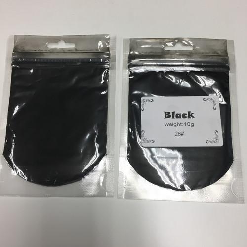 Black - Mica Powder - 10 grams