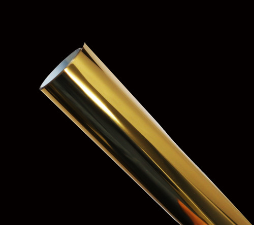 "Siser Metal (Foil) - Gold - 12"" x 59"" Roll"
