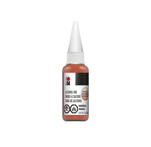 Metallic-Copper - 20ml  - Alcohol Ink