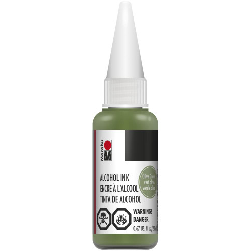 Olive Green - 20ml  - Alcohol Ink