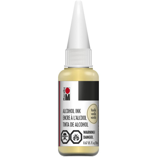 Vanilla - 20ml  - Alcohol Ink