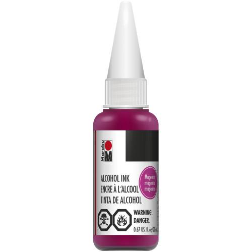Magenta - 20ml - Alcohol Ink