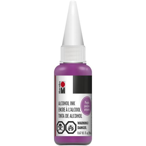 Purple - 20ml  - Alcohol Ink