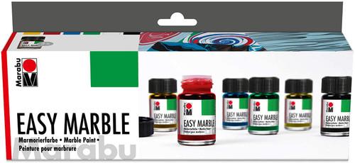 Starter Set - 6 pack - Easy Marble