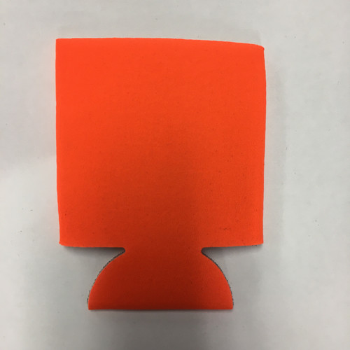 Neon Orange - Can Cooler