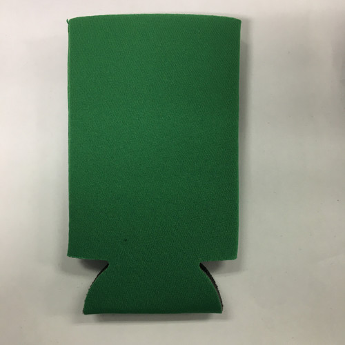 Kelly Green Slim  - Can Cooler