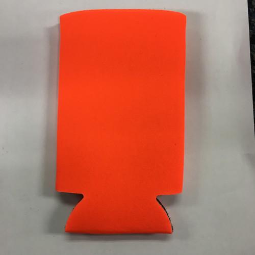 Neon Orange Slim - Can Cooler