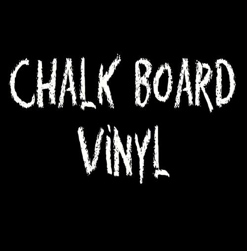 "FDC 4310 - Chalkboard Vinyl - 12"" x 12"" Sheets"