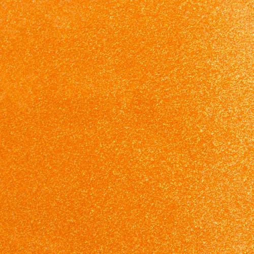 "Siser Sparkle - Sunset Orange - 12"" x 12"""