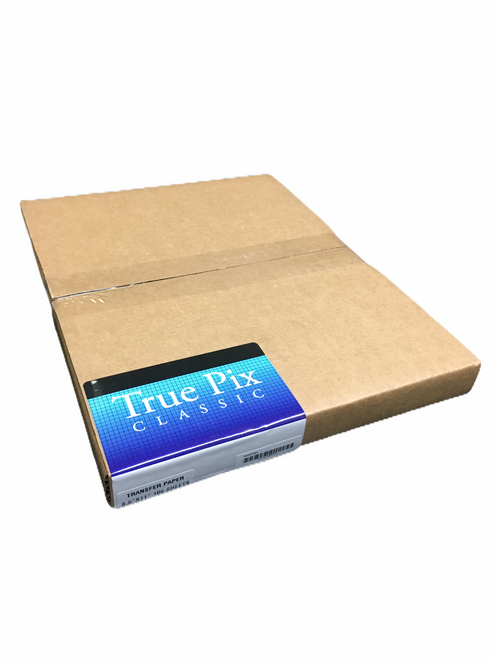 "True Pix Classic Dye Sublimation Paper 8.5"" x 11 - Pack of 100 sheets"