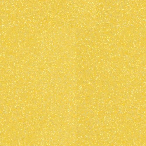 """Siser Glitter - Lemon Sugar - 12"""" x 59"""" roll"""