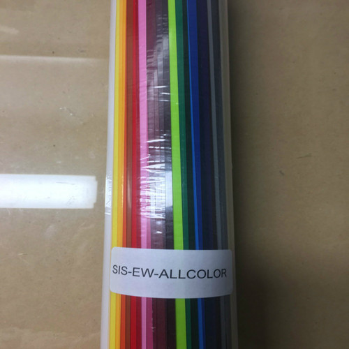 """Siser Easyweed Heat Transfer Vinyl -  All Color Pack - 43 colors - 12"""" x 15"""" sheets"""