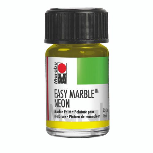 Neon Yellow - 15ml - Easy Marble
