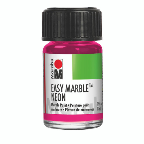 Neon Pink - 15ml - Easy Marble