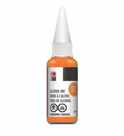 Neon Orange - 20ml - Alcohol Ink