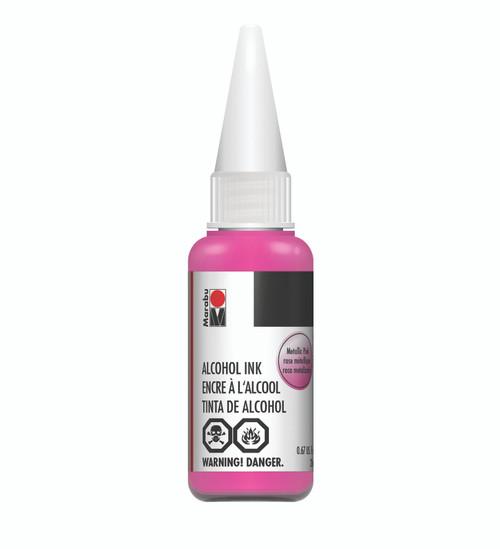 Metallic Pink - 20ml - Alcohol Ink