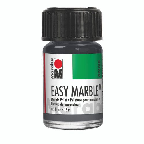 Antique Silver - 15ml - Easy Marble