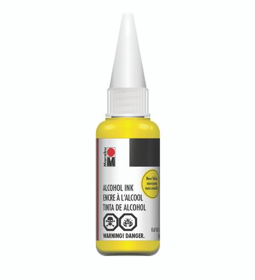 Neon Yellow - 20ml - Alcohol Ink