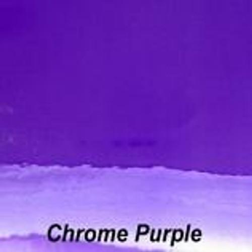 "Chrome Purple Permanent Vinyl - 12"" x 10' Roll"