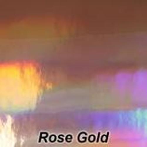 "StarCraft - Spectrum - Rose Gold - Permanent Vinyl - 12"" x 10' Roll"