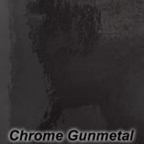"StarCraft - Chrome Gun Metal - Permanent Vinyl - 12"" x 12"""