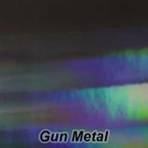 "StarCraft - Spectrum - Gun Metal - Permanent Vinyl - 12"" x 12"" Sheet"