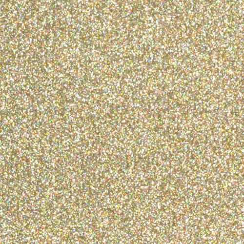 """Glitter - Gold Confetti - 12"""" x 59"""" roll"""