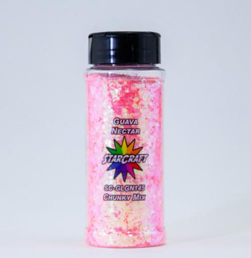 Glitter - Chunky - Guava Nectar