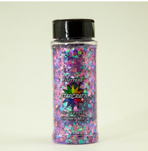 Glitter - Chunky - Flutterby