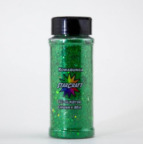 Glitter - Chunky - Kowabunga