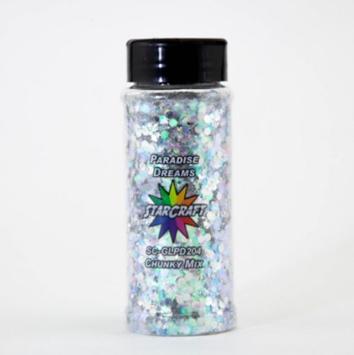 Glitter - Chunky - Paradise Dreams