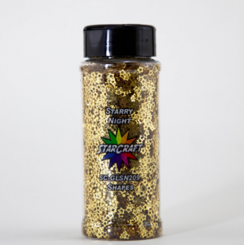 Glitter - Chunky - Starry Night