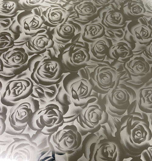 "Silver Rose - 12"" x 20"" - EconoFlex"