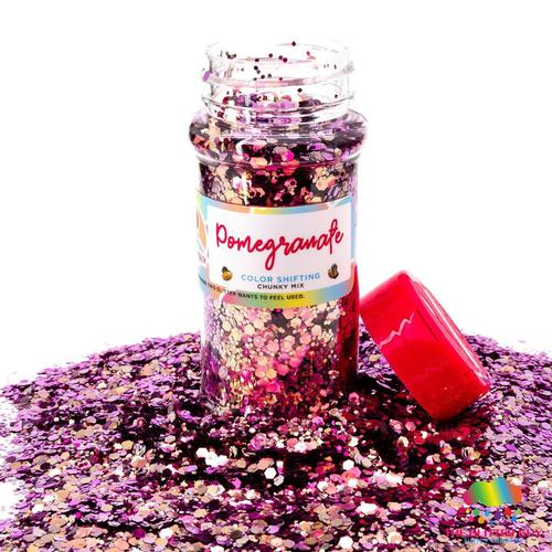Pomegranate - The Glitter Guy