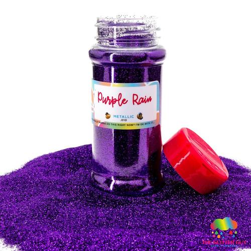 Purple Rain - The Glitter Guy