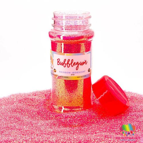 Bubble Gum - The Glitter Guy