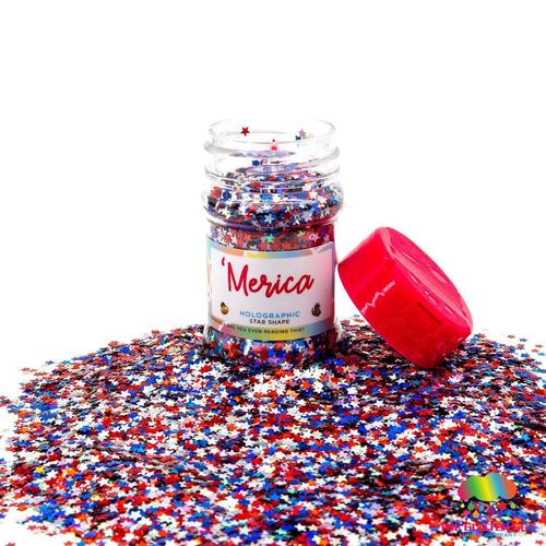 Merica - The Glitter Guy - Shape