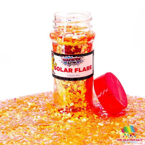 Solar Flare - The Glitter Guy