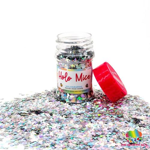 Holo Mice - The Glitter Guy