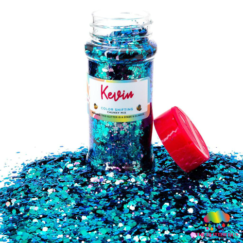 Kevin - The Glitter Guy
