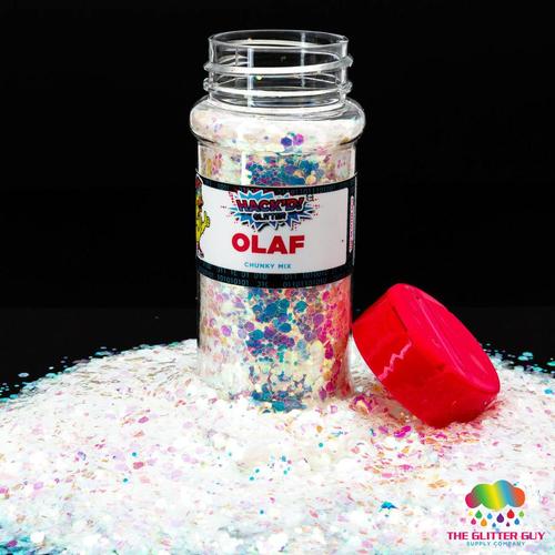 Olaf - The Glitter Guy