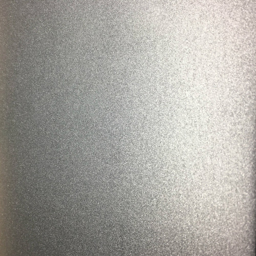 "Oracal 8510 - Etched Glass - 094 - Silver (coarse) - 12"" x 12"""