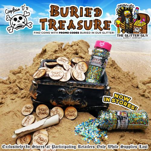 Buried Treasure - The Glitter Guy