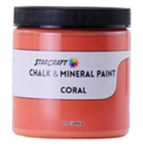 StarCraft Chalk Paint - Coral - 8oz