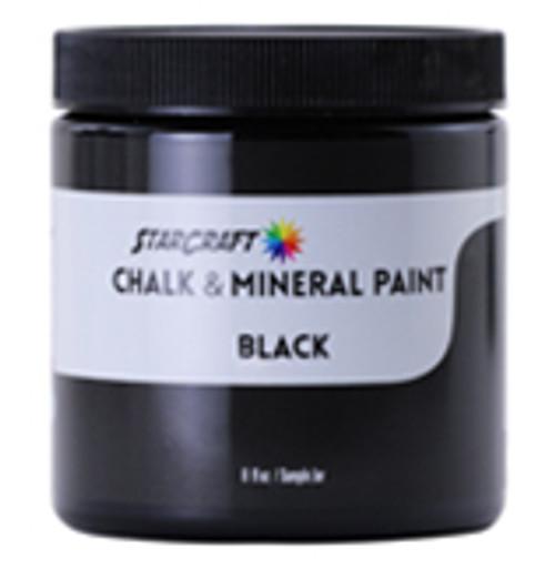 StarCraft Chalk Paint - Black - 8oz
