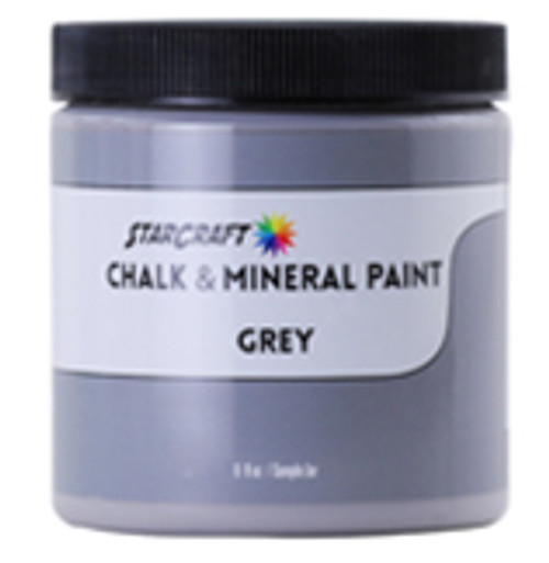 StarCraft Chalk Paint - Grey - 8oz
